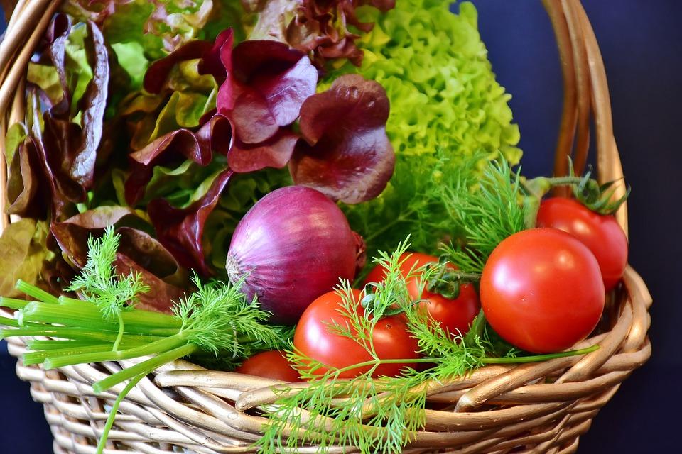 Salade tomate coeur de boeuf