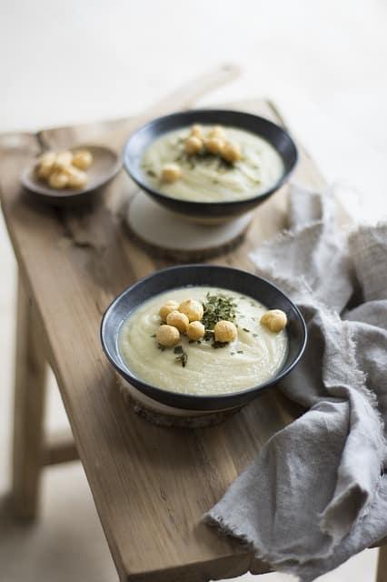 soupe chou-fleur