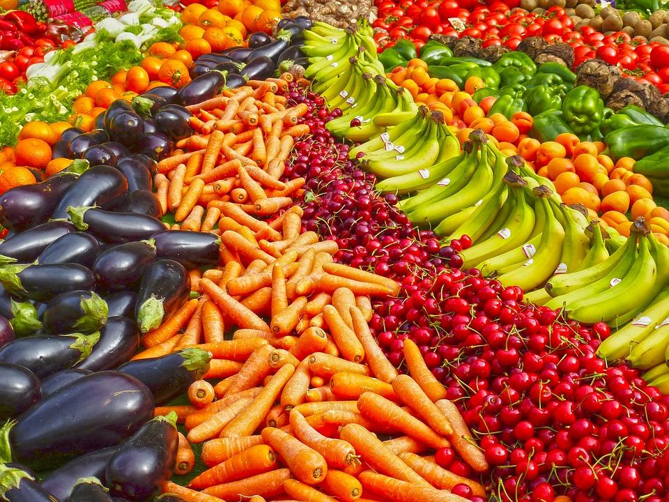 5 Fruits et Légumes par Jour pour Garder sa Jeunesse