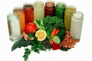 Les atouts santé des jus de légumes et de fruits.