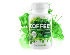 Café vert Gélules