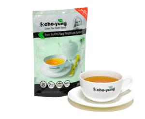 Thé Vert Minceur cho-yung