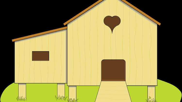 poulailler en palette comment le construire. Black Bedroom Furniture Sets. Home Design Ideas