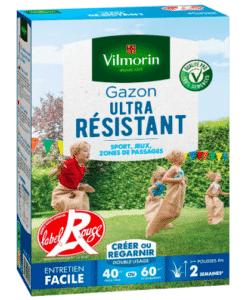 Gazon Ultra Résistant Vert