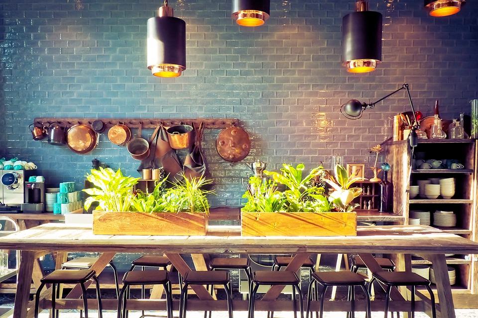 Déco plante intérieur pour la cuisine