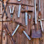 outils rouillés astuce