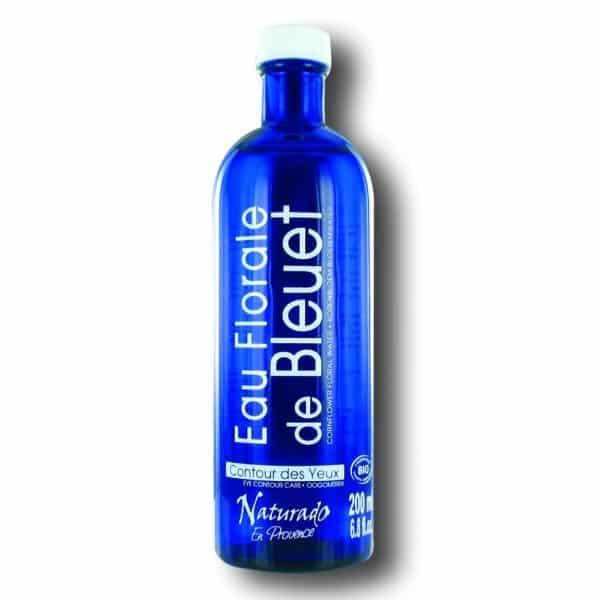 eau de bleuet