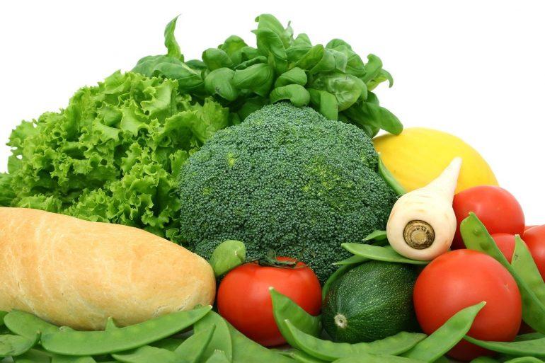 Manger des legumes