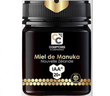 miel de manuka bienfaits
