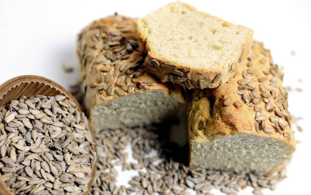 pain graines de tournesol