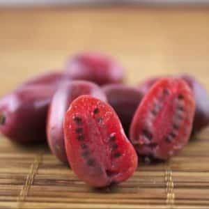 kiwi rouge